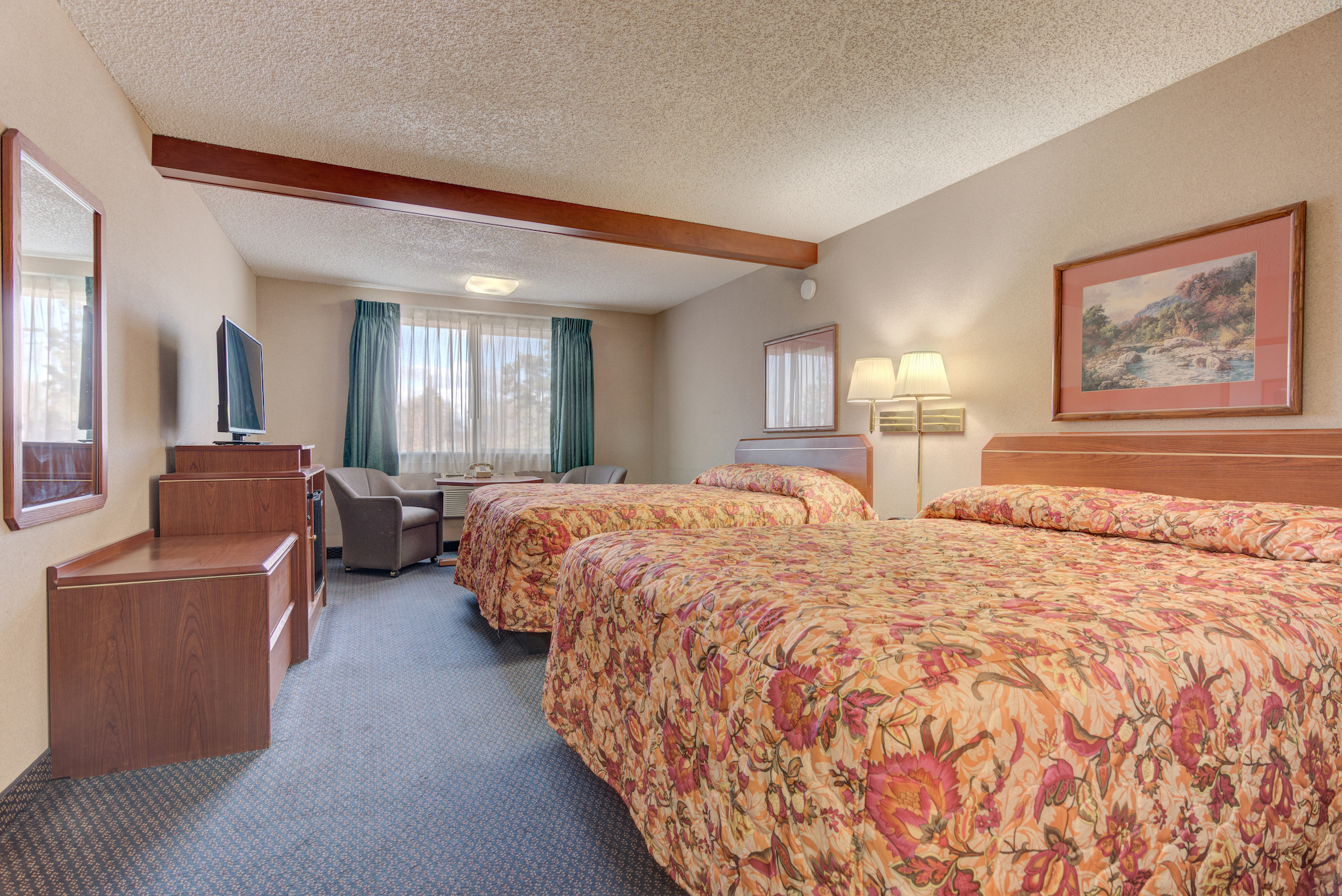 Redmond Inn Room Pics